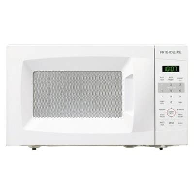 white countertop microwave ovens frigidaire 0 7 cu ft 700 watt countertop microwave oven