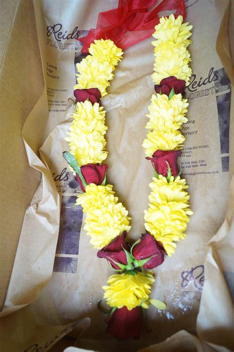 indian flower garland ready   delivered
