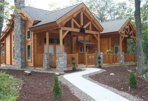 log cabin kit homes sugarloaf log home kit conestoga