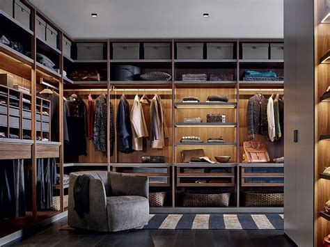 pick  closet system   suits  style