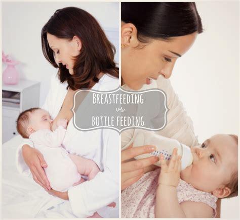 Breastfeeding Vs Bottle Feeding Frugal Fanatic