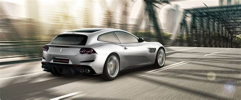Gtc4lusso T Photo by Four Seater In History With V8 Turbo