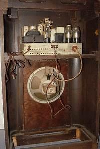 Philco Model 650x  650  Console Radio  1936