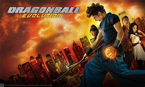 wallpaper de dragon ball evolution en la ciudad dragon