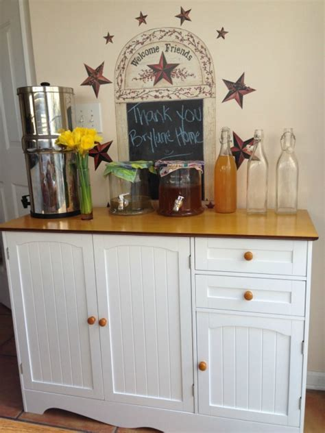 Country Kitchen Buffet Levittown by My New Kitchen Buffet From Brylanehome Fullbeauty Brands