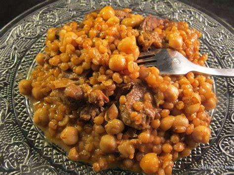 cuisine pois chiche recettes de pois chiche et bœuf