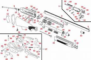 Stoeger M3500 Parts Diagram  U2022 Downloaddescargar Com