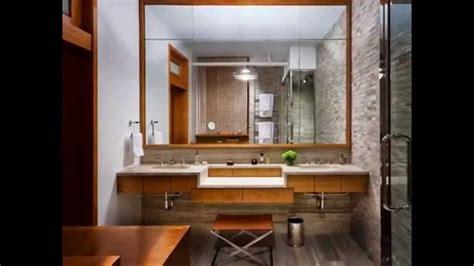 bathroom mirror frame ideas youtube