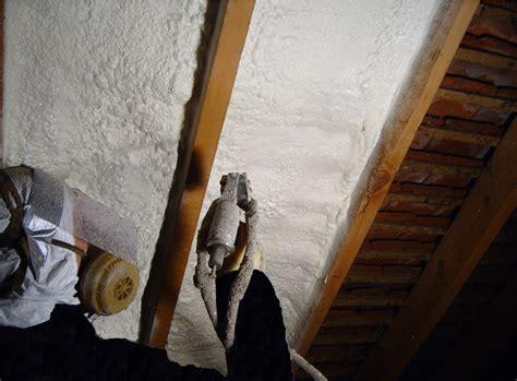 Spray Foam Insulation Spraysealcouk