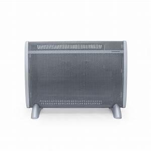 Radiateur à Inertie Thomson : radiateur rayonnant mobile aluminium thomson 1500 w r f ~ Edinachiropracticcenter.com Idées de Décoration