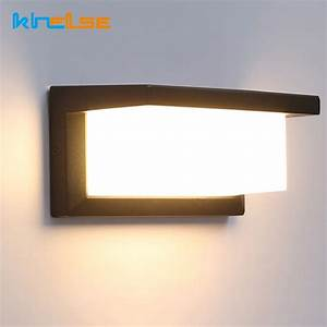 Motion Sensor Porch Light Outdoor Led Lighting Motion Sensor Led Wall Light