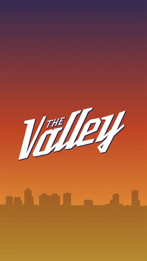 The Valley - Phoenix Basketball City Premium T-Shirt by ...
