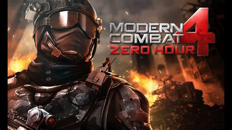 combat modern zero hour game mobile trailer