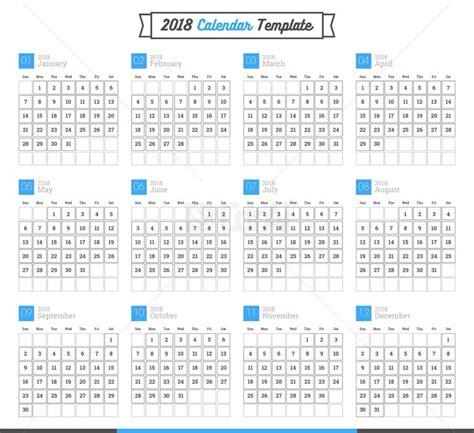 calendar vector easy edit cdr ai files cdraicom