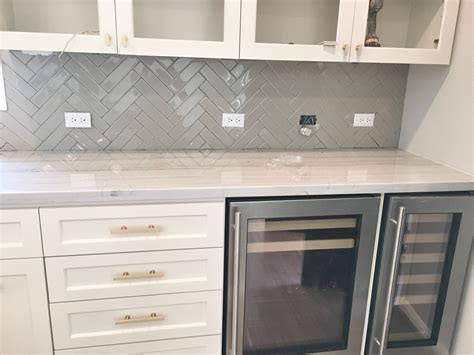 Kitchen Tile & Counters  Ingersoll Street   Blue River