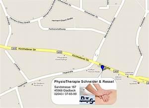 Kürzeste Route Berechnen : anfahrt pts physiotherapie sandstra e schneider ressel gbr ~ Themetempest.com Abrechnung