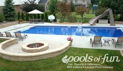 inground pools  pools  fun fire pit idea pool landscaping backyard fire pit backyard