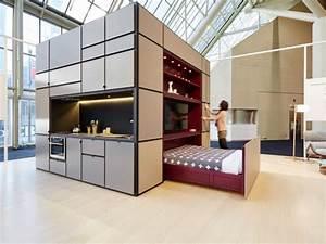 Meuble Gain De Place Pour Studio : solutions pour am nager des petits espaces les meubles ~ Premium-room.com Idées de Décoration