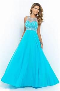Lindisimas Imagenes De Vestidos Color Azul Turquesa