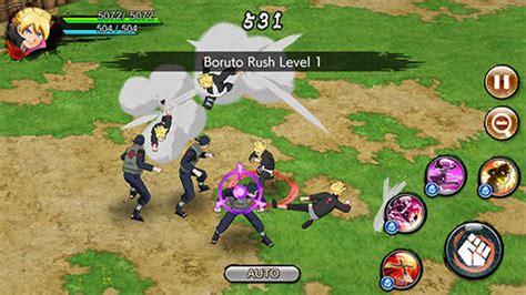 naruto  boruto ninja voltage  android baixar gratis
