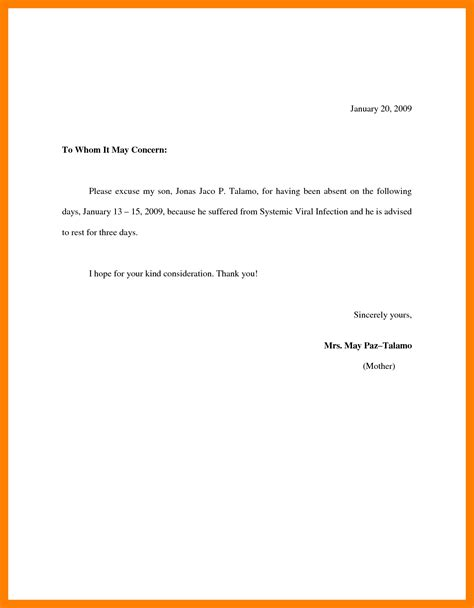 5+ Example Of Excuse Letter For Being Absent  Gcsemaths. House Offer Letter Template Word. Cover Letter Of Job Application. Cover Letter Human Resources Business Partner. Administrative Assistant Office Manager Cover Letter. Letterhead Comics. Sample Excuse Letter Because Of Flu. Jobhero Cover Letter. Formato Curriculum Vitae 2018 Word