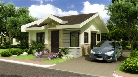 bungalow styles  plans  philippines bahay ofw