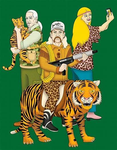Tiger King Crass Netflix Zoo Pleasures Newyorker