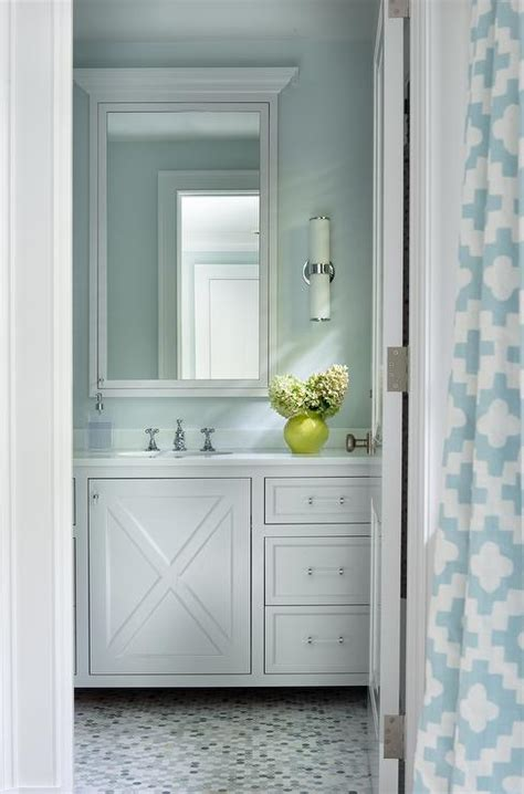 Gray White And Aqua Bathroom by Gray And Turquoise Bathroom Floor Tile Wood Floors