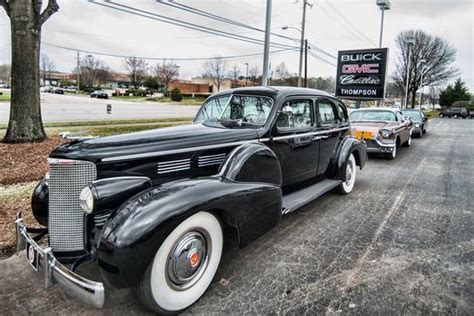 thompson buick gmc cadillac raleigh nc  car dealership  auto financing autotrader