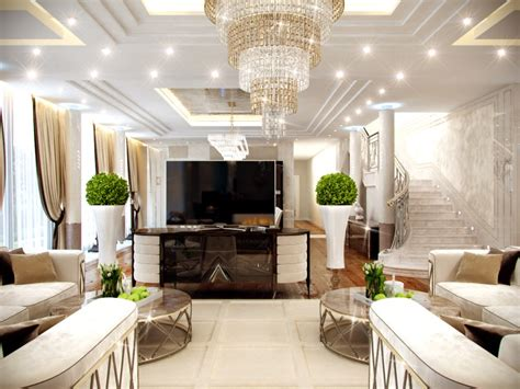 Living Room Designs by Professional Living Room Design In Qatar By Antonovich Design