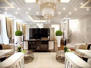 Decor Interior Design : professional living room design in qatar by antonovich design ~ Indierocktalk.com Haus und Dekorationen