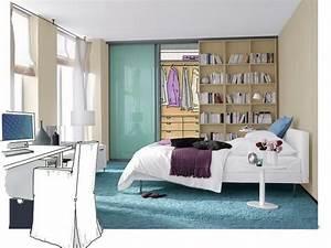 Wohn Schlafzimmer Ideen : wohn schlafzimmer ideen ~ Sanjose-hotels-ca.com Haus und Dekorationen