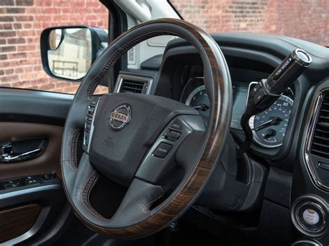 nissan titan road test  review autobytelcom