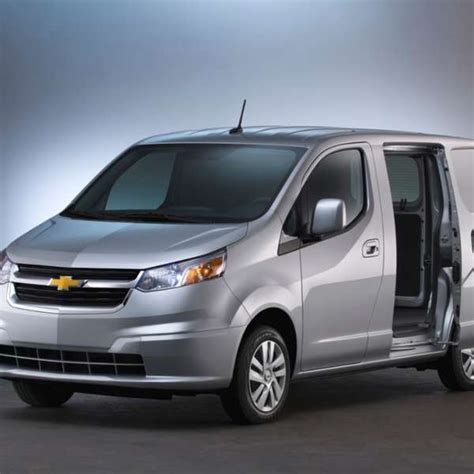 Chevy City by Chevrolet City Express Ls 2015