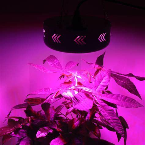 plant grow light l 1pcs ufo 150w led grow light uv ir white 660nm aquarium