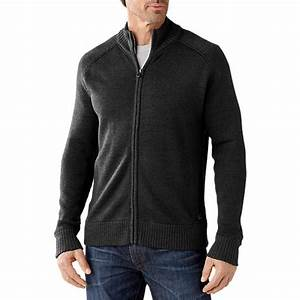 Smartwool Men 39 S Pioneer Ridge Full Zip Sweater Merino Wool