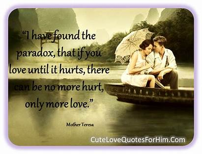 Quotes Him Couple Relationship Sweet Inspirational Sayings