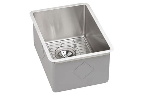 Elkay Crosstown Bar Sink by Elkay Undermount Stainless Steel Kitchen Sinks
