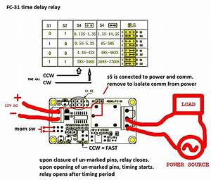 How To Wire A Timer In A Control Circuit  - Youtube