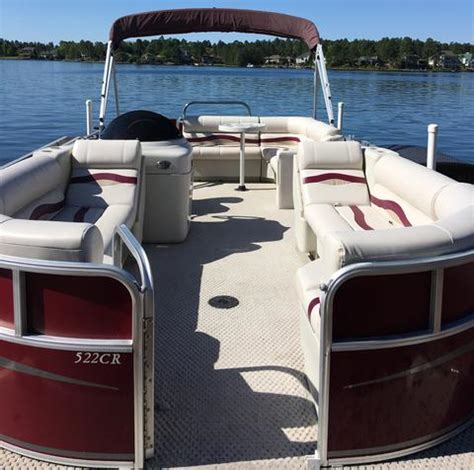 Hurricane Deck Boat Replacement Seats by Replacement Pontoon Boat Seats Pontoonstuff