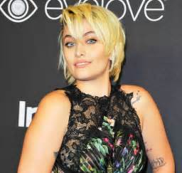 2017 Golden Globe at Paris Jackson