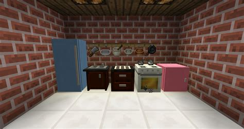 Minecraft Kitchen Cooker cooking for blockheads mod for minecraft 1 11 2 1 10 2 1 9