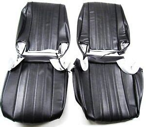 Jeep Seat Upholstery Kits by Jeep 1967 73 Jeepster Low Back Seats Upholstery Kit