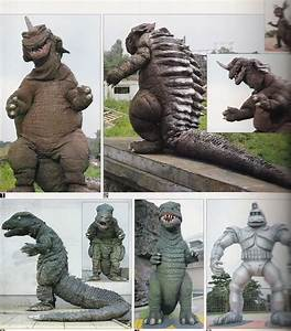 Where is the original Godzilla suit and the other monsters ...