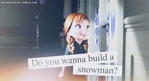 Do You Want to Build a Snowman? - Frozen Photo (36775800 ...