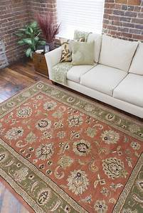 Surya, Area, Rugs, Crowne, Rug, Crn6019, Dark, Rust, -, Traditional, Rugs, -, Area, Rugs, By, Style