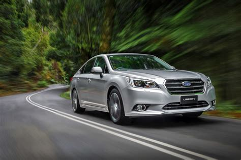 subaru liberty pricing specifications caradvice