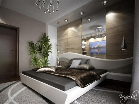fashion modern bedroom designs  neopolis