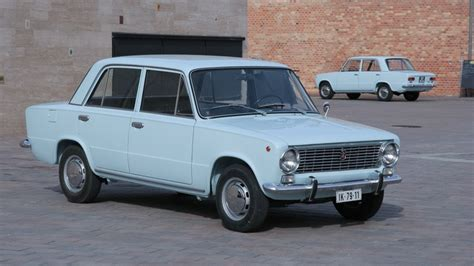 Fiat 124 Vs Lada 1200 Translation Of The Article