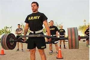 U.S. Army to introduce new physical fitness test - UPI.com